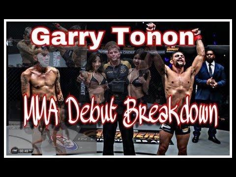Gaary Tonon breakdown skill study.
