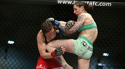 Meghan anderson featherweight invicta.