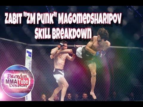 Zabit Magomedsharipov breakdown.