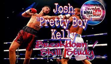 Pretty boy josh kelly skill study.