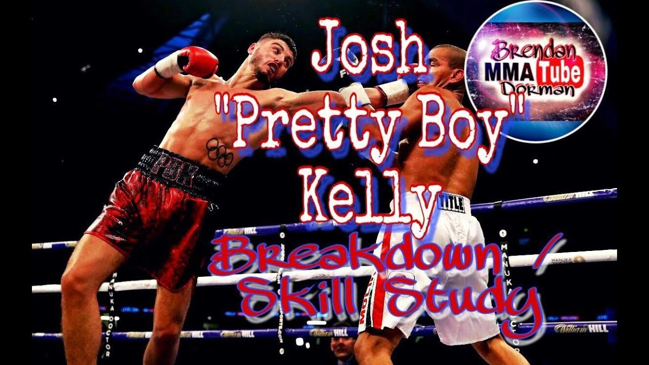 Pretty boy josh kelly skill study.