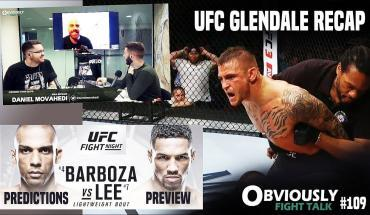 UFC Atlantic City preview.