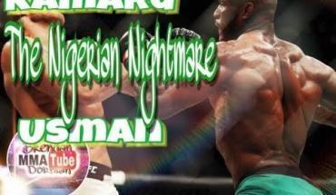 Kamaru Usman breakdown.