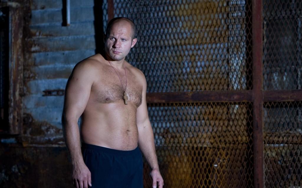 Fedor Emelianenko MMA heavyweight.