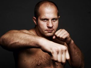 Fedor Emelianenko the Empire.