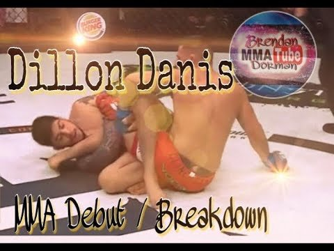 Dillon Danis breakdown.