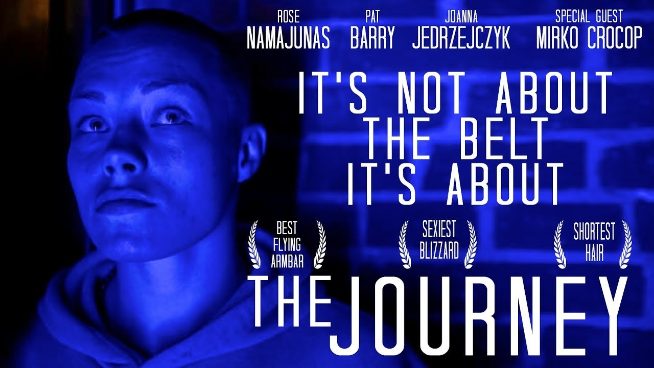 Rose Namajunas the journey.