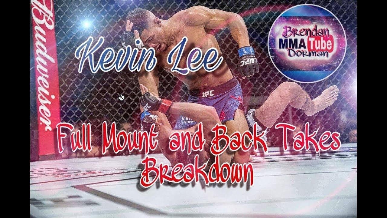 Kevin Lee breakdown and highlights.