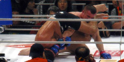 Antonio Rodrigo Nogueira vs. Mirko Filipovic.