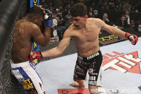 Nick Diaz vs Paul Daley Strikeforce.