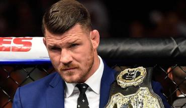 Michael Bisping former UFC champion.