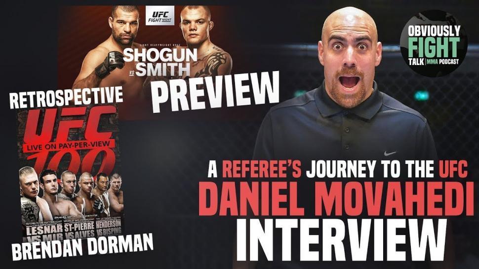 UFC Fight Night 134: Shogun vs Smith