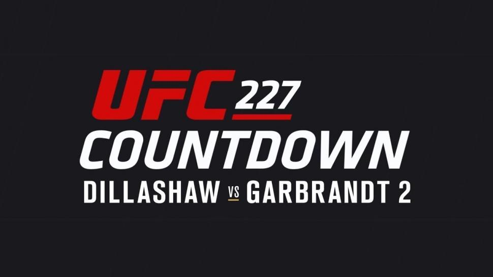 UFC 227 Countdown: Full Episode .
