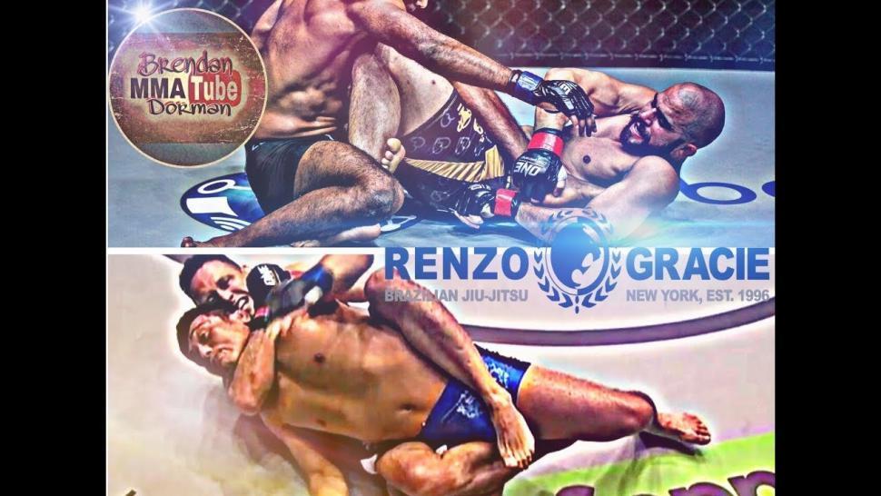 Renzo Gracie Jiu Jitsu.