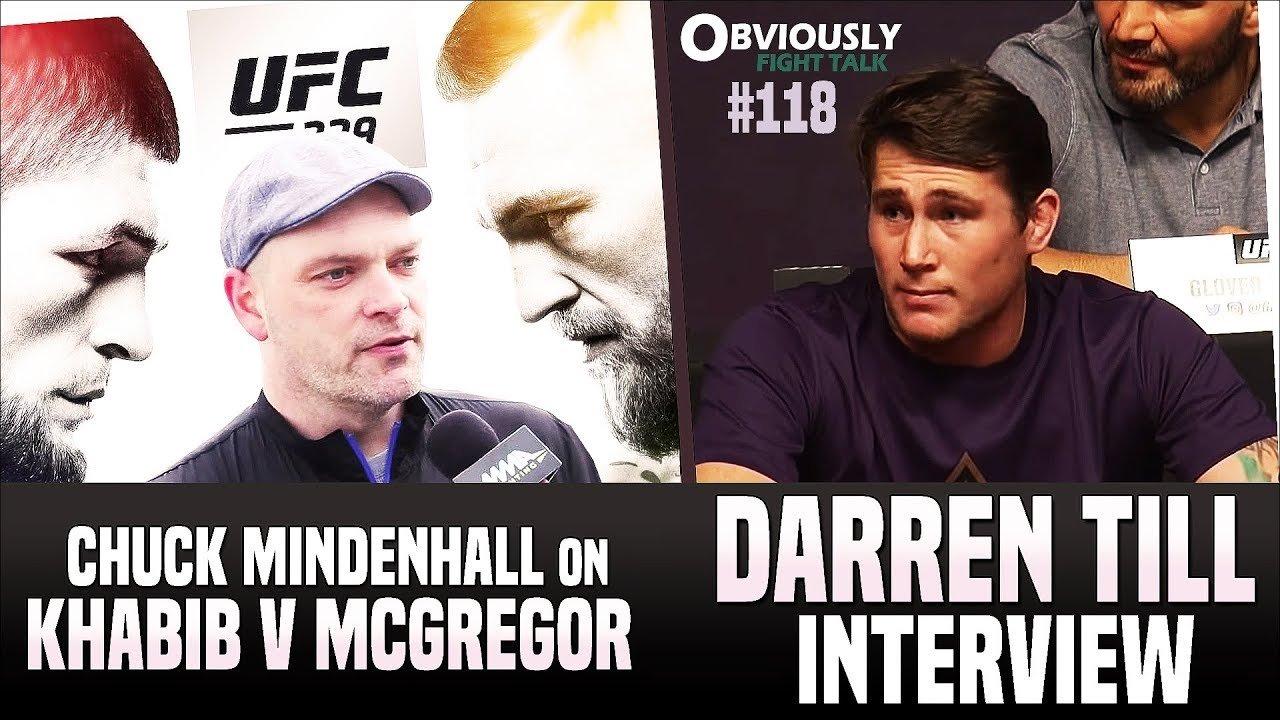 Darren Till Interview, McGregor vs Khabib .