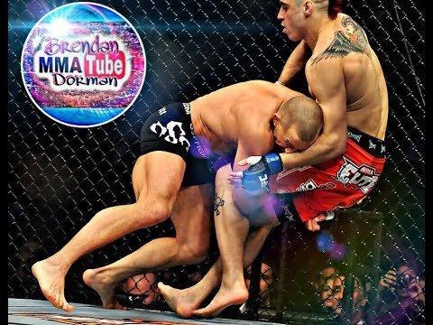 MMA Striking & Takedown Chaining .