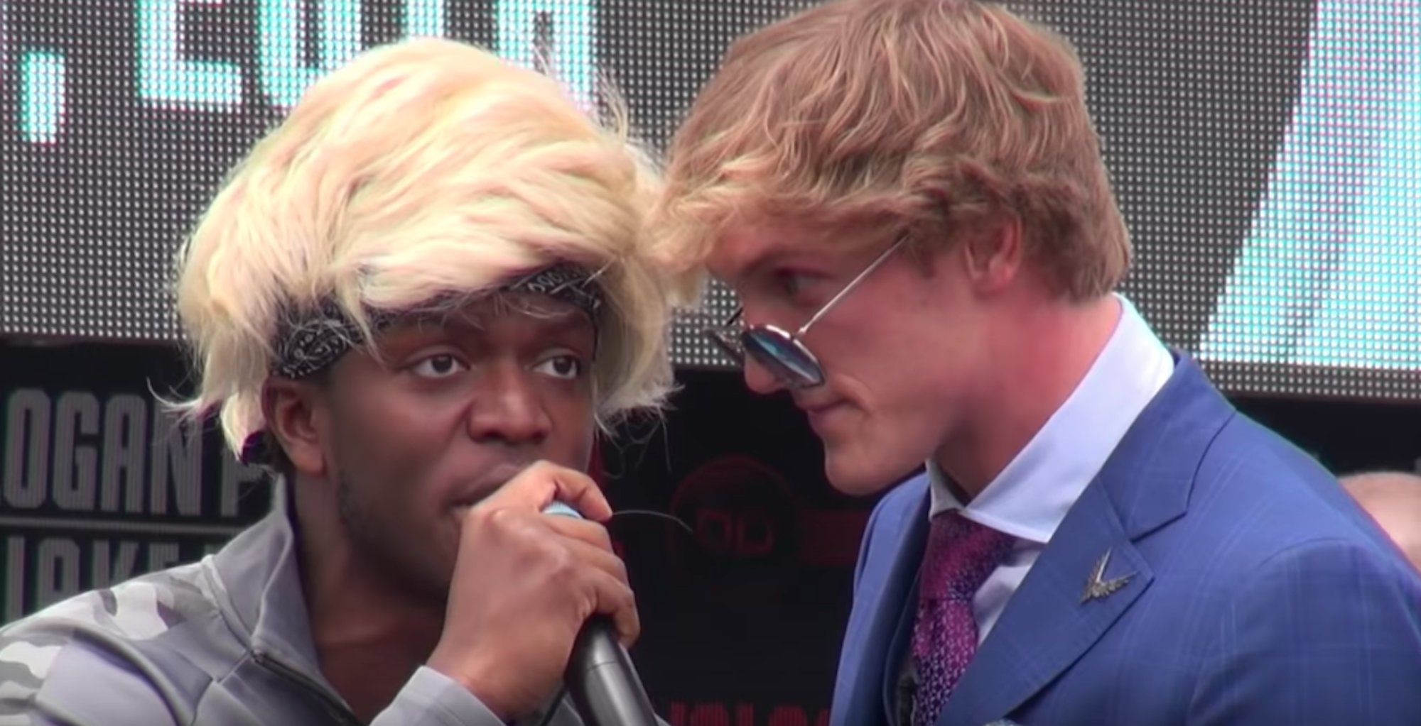 ksi vs logan paul post fight