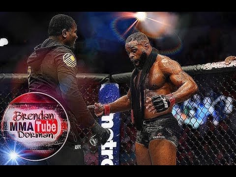 Tyron Woodley gets blackbelt.