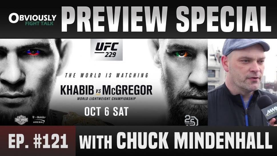 UFC 229 Fight Week Special.