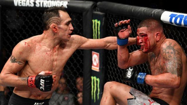 TONY FERGUSON VS ANTHONY PETTIS.