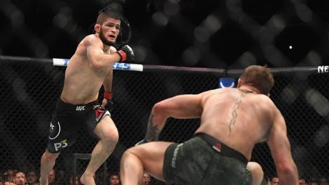 UFC229 KHABIB NURMAGOMEDOV VS CONOR MCGREGOR UFC 229.