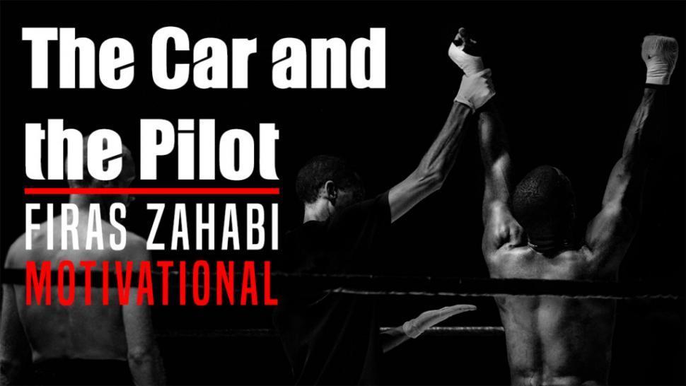 firas zahabi motivational speech.