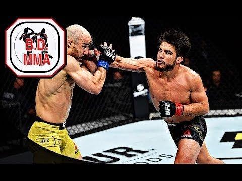 Henry Cejudo breakdown of UFC career.