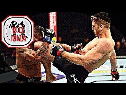 Daniel Hooker MMA fighter in the UFC.