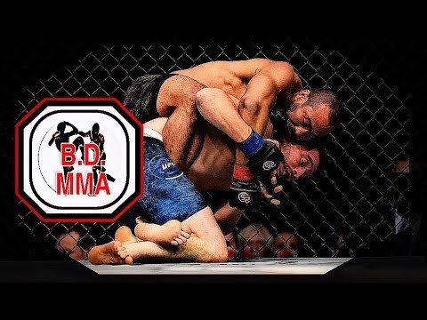 Davi Ramos The Tasmanian devil in the UFC photo.