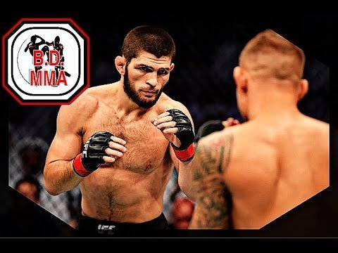 Khabib Nurmagomedov vs. Dustin Poirier UFC 242 film study.