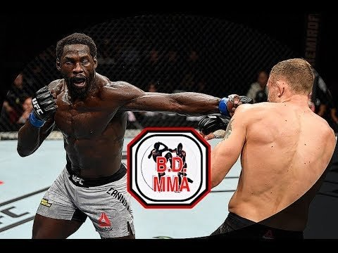 Jared Cannonier fights at Middleweight in the UFC.