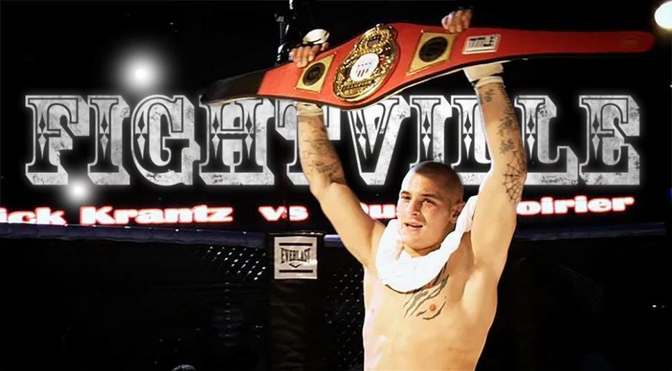 Dustin Poirier UFC 242 Fightville.
