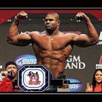 Alistair Overeem weights in for the UFC.
