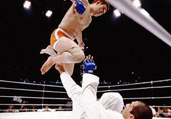 Kazushi Sakuraba vs Royce Gracie Pride Grand Prix Finals 2000.
