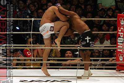 Mauricio Shogun vs Quinton Rampage Jackson Pride Total Elimination.