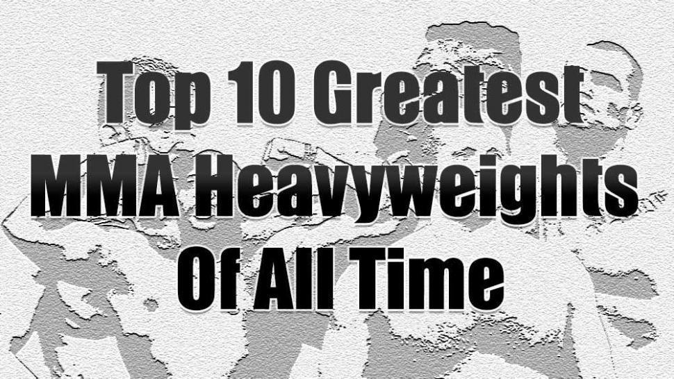 Greatest MMA heavyweights montage.