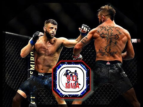 Calvin Kattar and Jeremy Stephens going toe to toe UFC 249.