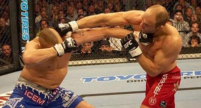 Liddell Vs Couture 1