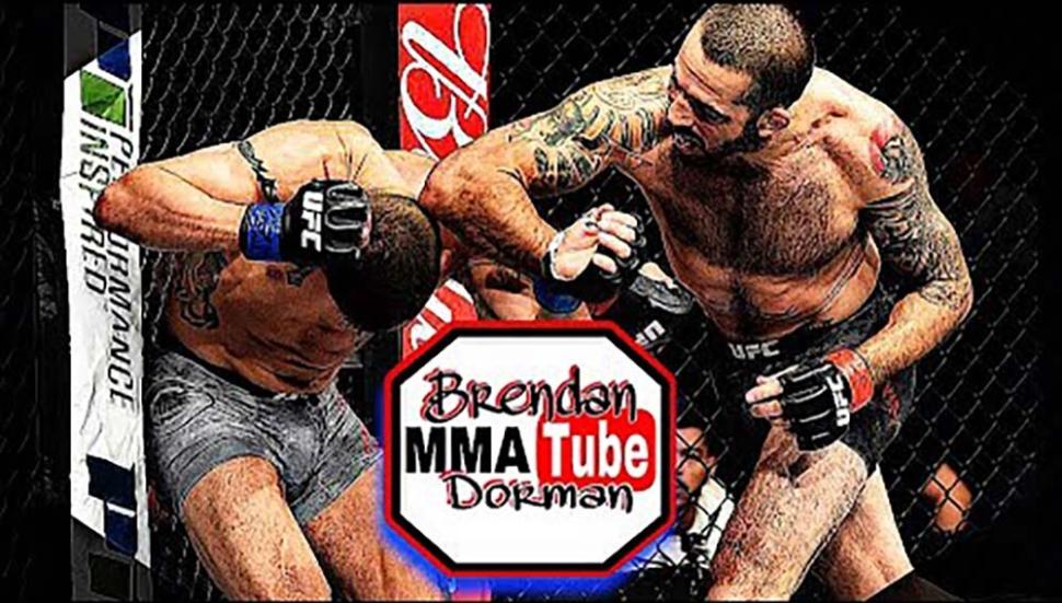 Muay Thai in MMA with Matt Brown against Diego Sanchez.