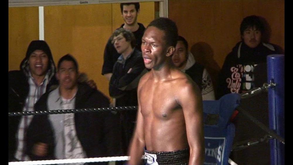 Israel Adesanya Vs Petera Teaia Muay Thai Fight.