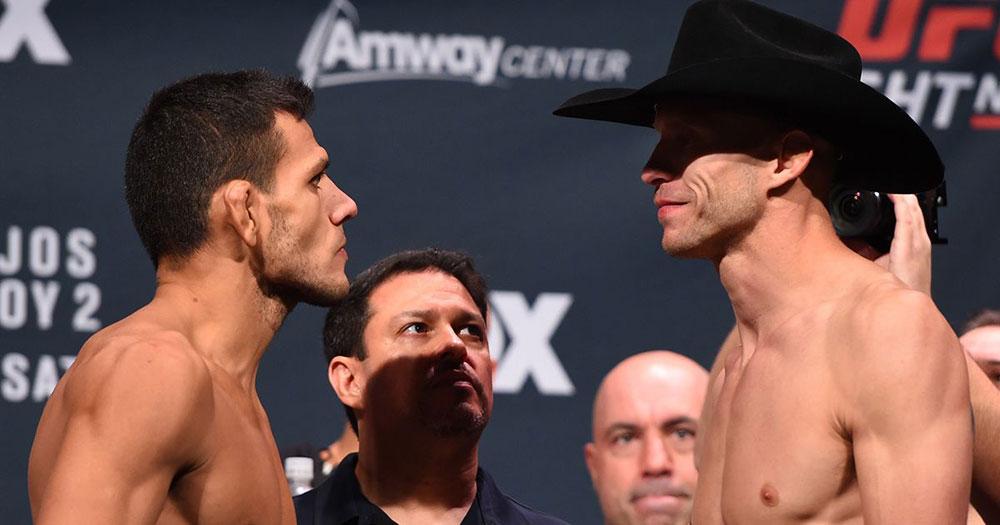 Rafael Dos Anjos vs Cowboy 2