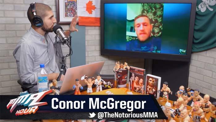 The Mma Hour Conor Mcgregor Edition