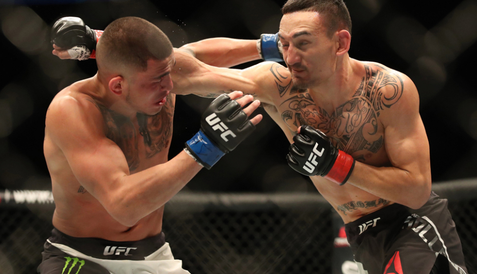 Max Holloway Vs Anthony Pettis Countdown Show.