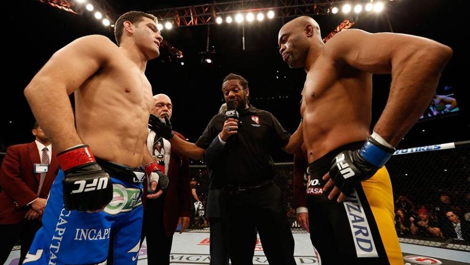 Chris Weidman Vs. Anderson Silva 2 Full Fight Clash.